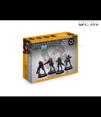 Infinity Shasvastii Nox Troops