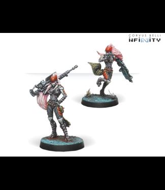 Infinity Zerat Special Missions Reg. (MULTI Sniper/Hacker)