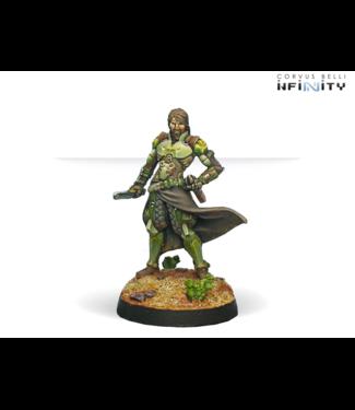 Infinity Saladin, Liaison Officer (Combi Rifle)