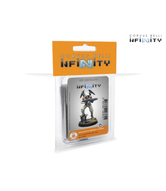 Infinity Raoul Spector, Mercenary Operative (Boarding Shotgun)
