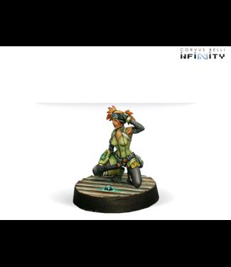 Infinity Valerya Gromoz (Hacker)