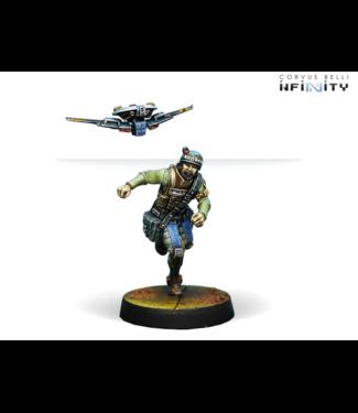 Infinity Warcors, War Correspondents