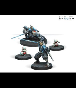 Infinity Yojimbo, Mercenary Sword