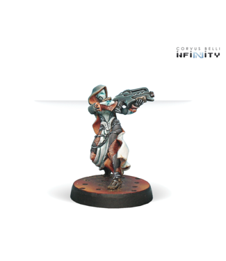 Infinity Reverend Custodiers (Hacker, Boarding Shotgun)