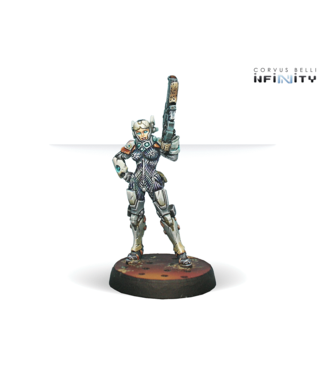 Infinity Riot Grrls (Spitfire)