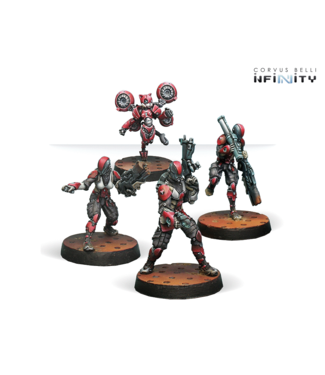 Infinity Tomcats, Special Rescue Team
