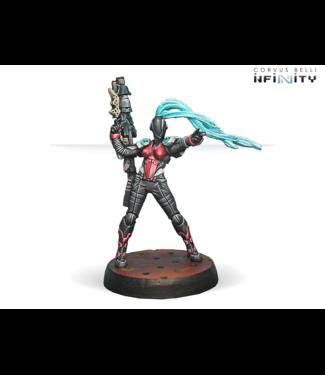 Infinity Wildcats, Polyvalent Tactical Unit (Heavy Rocket Launcher)