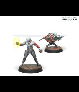 Infinity Zeros (Combi Rifle/Hacker)