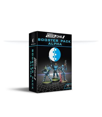 Infinity PanOceania Booster Pack Alpha