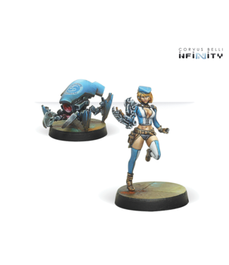 Infinity Tech Bee & Crabbot Ancillary Remote Unit