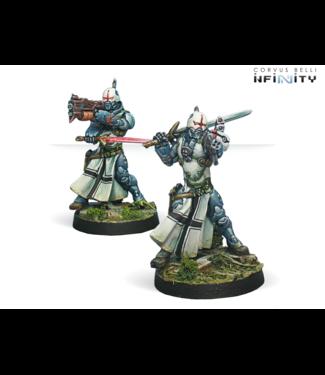 Infinity Teutonic Knights (Spitfire/Combi Rifle)