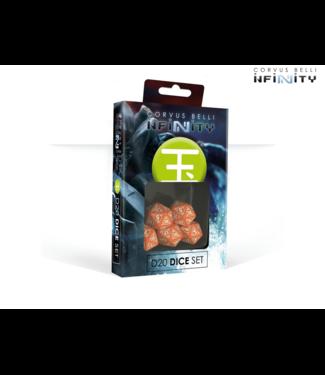 Infinity Yu Jing D20 Dice Set