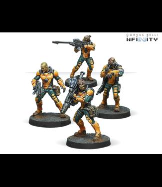 Infinity Zhanshi (Troops of the Banner)
