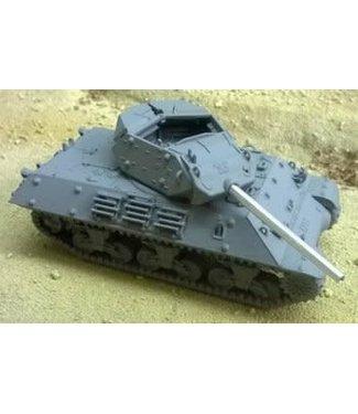 Blitzkrieg Miniatures M10 Wolverine Tank Destroyer - 1/56 scale