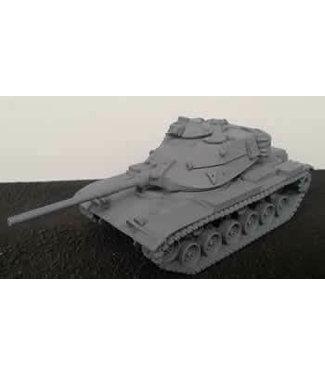 Blitzkrieg Miniatures M60A3 MBT - 1/56 Scale