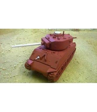 Blitzkrieg Miniatures M4A3E2 Sherman Jumbo - 1/56 scale
