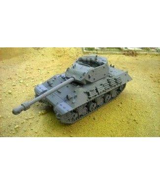 Blitzkrieg Miniatures Achilles Tank Destroyer - 1/56 Scale