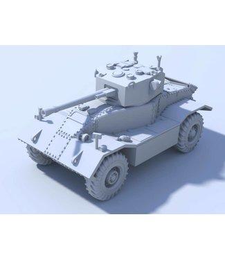 Blitzkrieg Miniatures AEC Armoured Car MK III - 1/56 Scale