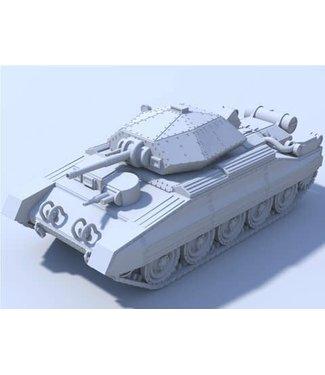 Blitzkrieg Miniatures Crusader MK I & II - 1/56 Scale