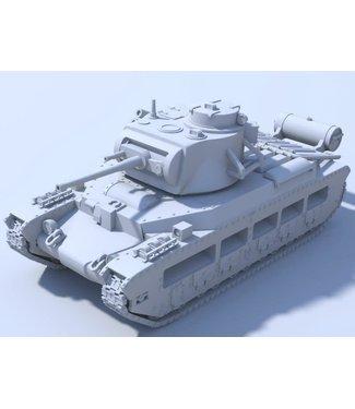 Blitzkrieg Miniatures Matilda II - 1/56 Scale