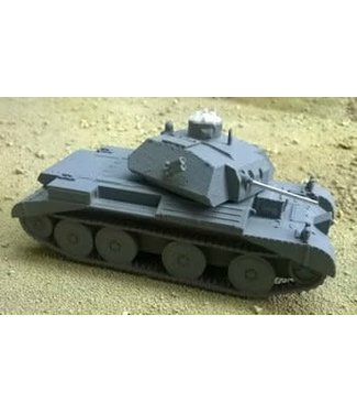 Blitzkrieg Miniatures MK IV Cruiser tank (A13 MK II) - 1/56 Scale