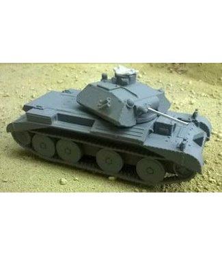 Blitzkrieg Miniatures MK IV Cruiser Tank (A13 MK III) - 1/56 Scale