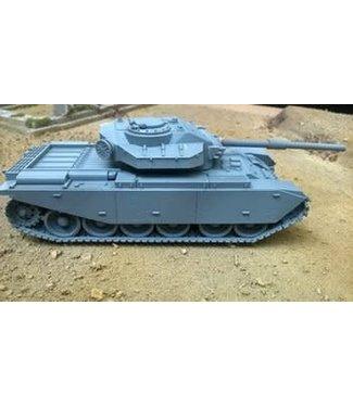Blitzkrieg Miniatures MK V Centurion - 1/56 Scale