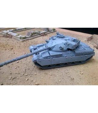 Blitzkrieg Miniatures MK VII Chieftain - 1/56 Scale