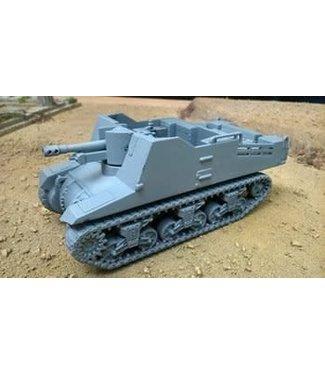 Blitzkrieg Miniatures Sexton - 1/56 Scale