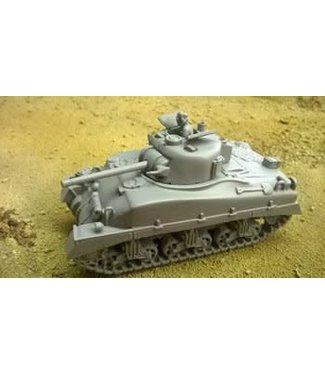 Blitzkrieg Miniatures Sherman II - 1/56 Scale