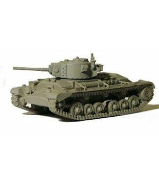 Blitzkrieg Miniatures Valentine MK III - 1/56 Scale
