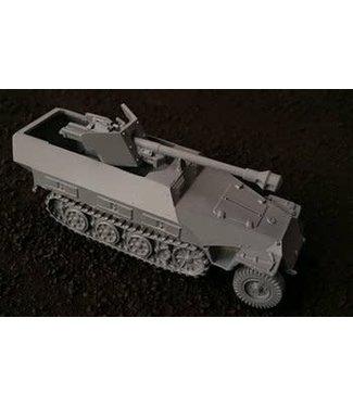 Blitzkrieg Miniatures 251/22 Ausf D - 1/56 Scale