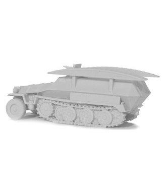 Blitzkrieg Miniatures 251/7 Pioneer Wagon Ausf C - 1/56 Scale