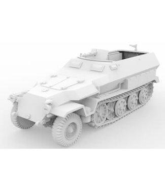 Blitzkrieg Miniatures 251/Ausf C - 1/56 Scale
