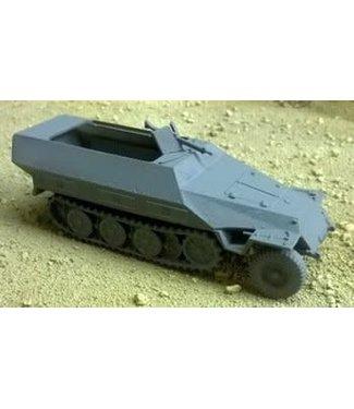 Blitzkrieg Miniatures 251/Ausf D - 1/56 Scale