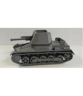 Blitzkrieg Miniatures JagdPanzer I Tank Destroyer - 1/56 Scale