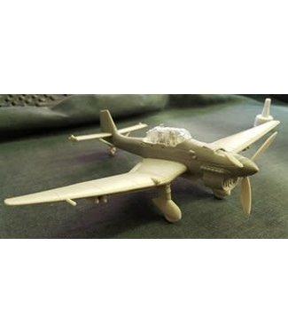 Blitzkrieg Miniatures Junker 87 B2 (Stuka) - 1/56 Scale