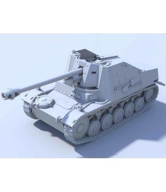 Blitzkrieg Miniatures Marder II - 1/56 Scale