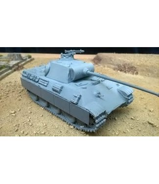 Blitzkrieg Miniatures Panther Ausf A - 1/56 Scale