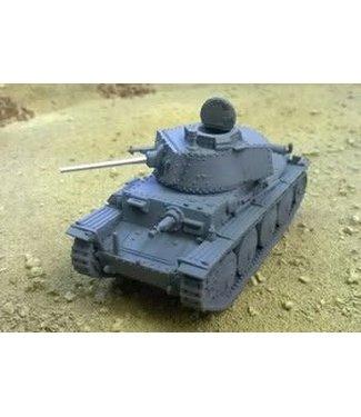 Blitzkrieg Miniatures Panzer 38T - 1/56 Scale