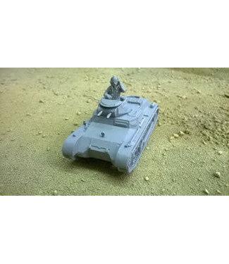Blitzkrieg Miniatures Panzer I Ausf B - 1/56 Scale