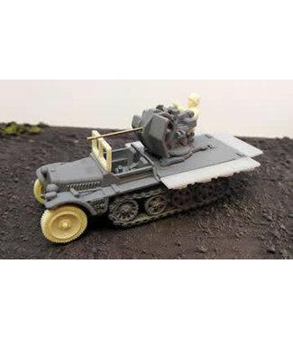 Blitzkrieg Miniatures SdKfz. 10/4 - 1/56 Scale