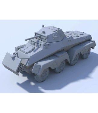 Blitzkrieg Miniatures SdKfz. 231 - 1/56 Scale
