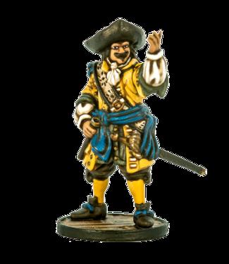 Blood & Plunder Dutch Commander