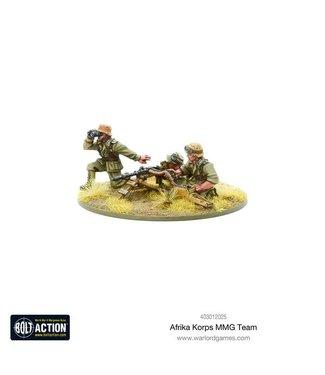Bolt Action Afrika Korps MMG Team
