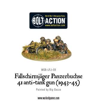 Bolt Action Fallschirmjager Panzerbuchse 41 anti-tank gun (1943-45)