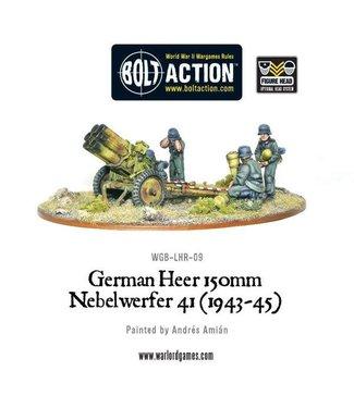 Bolt Action German Heer 150mm Nebelwerfer 41 (1943-45)