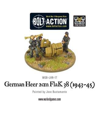 Bolt Action German Heer 2cm FlaK 38 (1943-45)