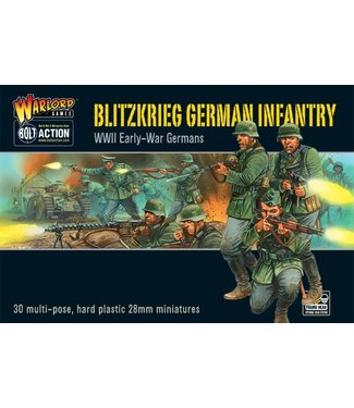 Bolt Action Blitzkrieg German Infantry