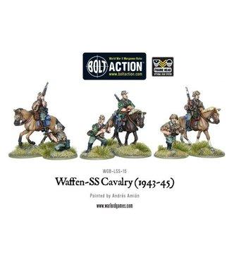 Bolt Action Waffen SS Cavalry 1942-45